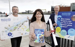 New Maritime Treasure Trail is 'great opportunity to showcase one of Belfast's most historic and fascinating areas'