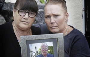 Daughter of west Belfast crash victim Seamus Conlon says the family has been left traumatised as man pleads guilty to causing his death outside City Cemetery