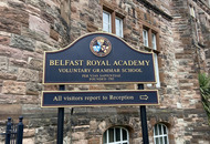 Belfast Royal Academy makes face masks compulsory for teachers and pupils