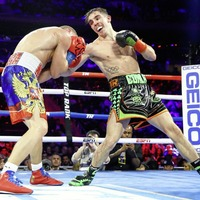 Michael Conlan vows to take out Takoucht on the way to super-bantamweight title