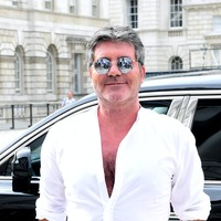 Simon Cowell thanks Kelly Clarkson for filling in on America's Got Talent