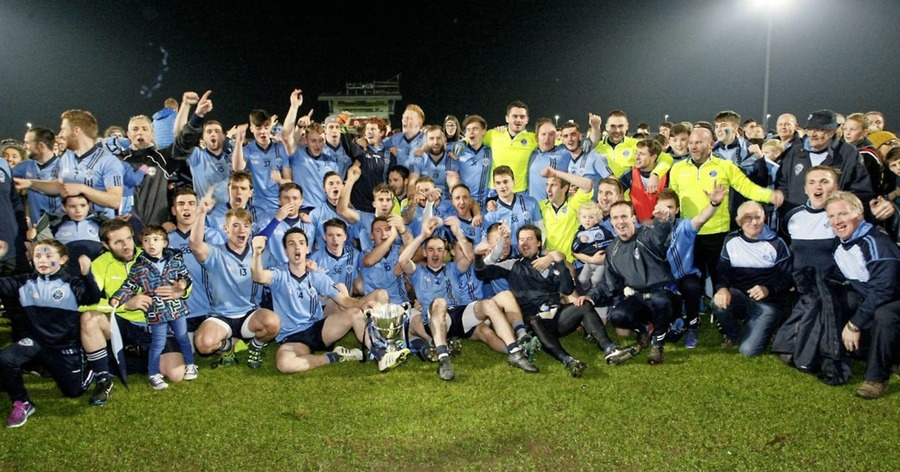 Killyclogher hoping Enniskillen's Henry can see them crowned in Tyrone again