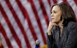 Doubts over Joe Biden's running mate Kamala Harris' reported links to Co Antrim