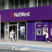 Ulster Bank parent owner Natwest to cut 550 roles across branches in Britain