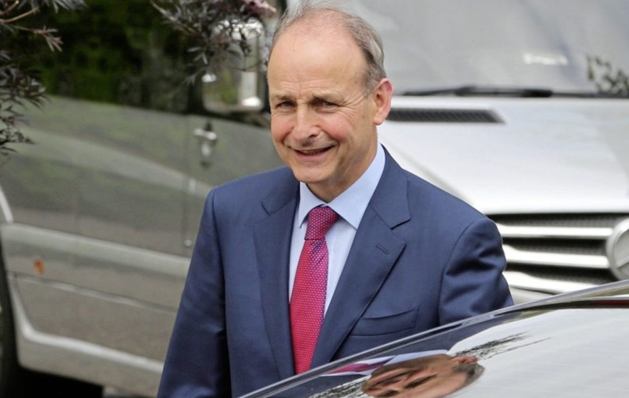 Micheál Martin to meet with Boris Johnson in Northern Ireland later today