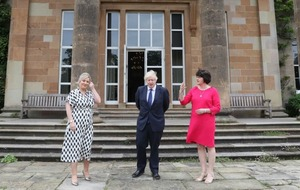 Stormont leaders differ over Northern Ireland centenary plans
