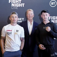 Now is a good time to fight Carl Frampton says Scottish underdog Darren Traynor