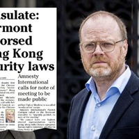 Stormont must be 'unambiguous' on Hong Kong says Loughinisland filmmaker