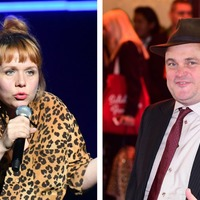 Kerry Godliman and Al Murray to perform in front of audience as venues reopen