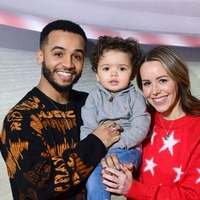 Aston Merrygold shares rage after two-year-old son targeted by racist trolls