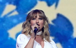 Taylor Swift continues top of the chart success