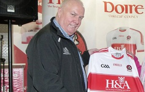 Derry GAA pay tribute to Hugh McWilliams as 'a giant of generosity' following road death.