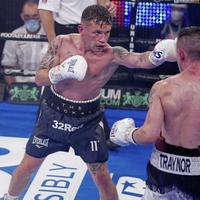 Carl Frampton and Mick Conlan both on world title trail after knockout wins