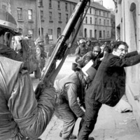 The 'fighting Irish' and Christian non-violence