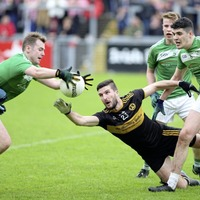 Former Down skipper Niall McParland hopes to return for club and county next year
