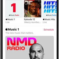 Apple shuffles radio stations for its Music platform
