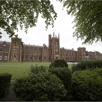 A-levels row: 'Up to 1,000' extra places needed at Queen's University