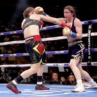 From Madison Square Garden to Eddie Hearn's back garden... A ring is a ring as Katie Taylor and Delfine Persoon go to war again
