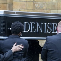 Tributes to 'music pioneer' at singer Denise Johnson's funeral