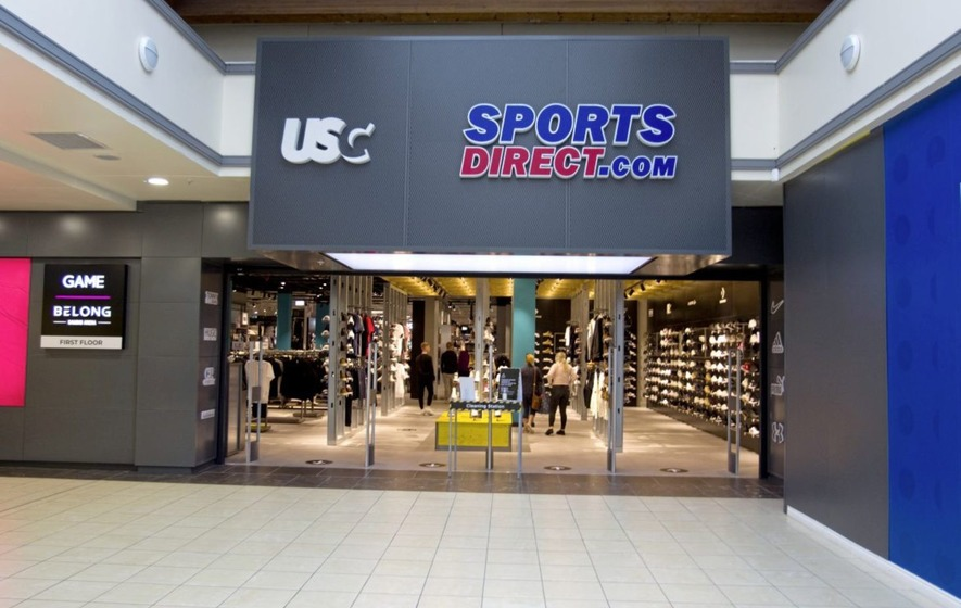 Sports Direct Invests In 51 000 Sq Ft Megastore At Buttercrane In Newry The Irish News
