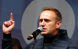 Alexei Navalny says he is being threatened with force-feeding
