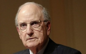 Peace envoy George Mitchell diagnosed with leukaemia