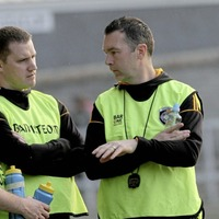 Friends reunited as John McEntee and Oisin McConville prepare to Cross paths in Monaghan SFC showdown