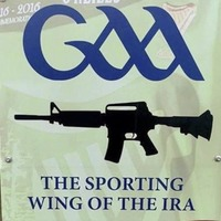 Co Tyrone anti-GAA banner condemned