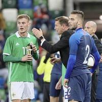 Oxford United midfielder Mark Sykes set to switch allegiance from Northern Ireland to Republic