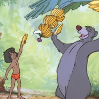 The Bare Necessities voted most uplifting song on Disney+