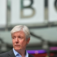 BBC can carry Britain's voice and values to the world, says outgoing chief