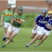Lessons learned from Ulster final defeat can stand to Dunloy going forward says Paul Shiels