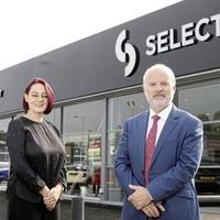 Car dealer Mervyn Stewart expands Belfast operation with £2m investment
