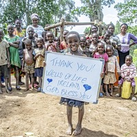 Life-saving well in Uganda inspired by John Hume