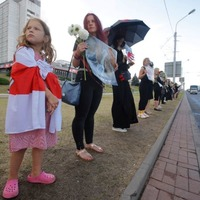 Belarus detains two leading opposition activists