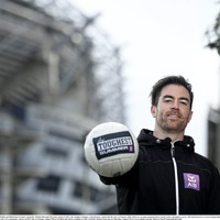 Whether it's packed Croke Park or in front of Dessie and his dog, players want to play says Dublin midfielder Michael Darragh Macauley