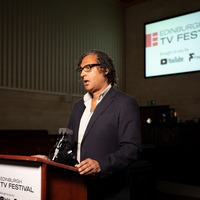 David Olusoga praised for 'powerful' speech on race and the television industry