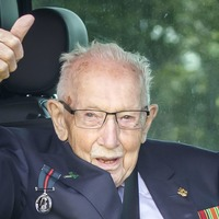 Captain Sir Tom Moore to appear on Piers Morgan's Life Stories