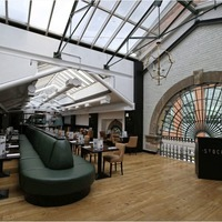 Eating Out: Stock Kitchen & Bar – whatever I'd done it must have been good to deserve this