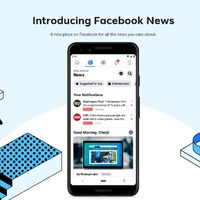 Facebook News service 'could expand to UK'