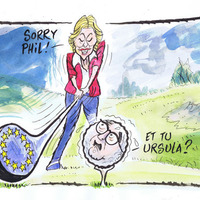 Allison Morris: Golf dinner shows culture of entitlement is alive and well in the Republic