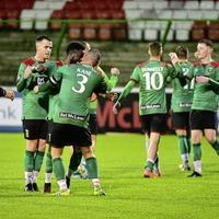 Glentoran hope to take advantage of Mothewell's slow start in Europa League showdown