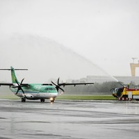 Aer Lingus launches first of six new routes from Belfast City Airport