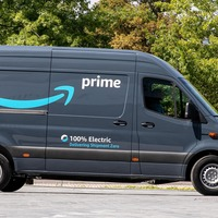 Amazon orders more than 1,800 electric delivery vans from Mercedes-Benz
