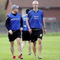 Aghagallon boss in 'no lose' match against home club Lamh Dhearg