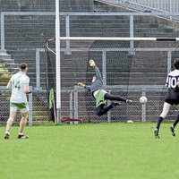 Crossmaglen given a scare by Killeavy before securing Armagh final spot