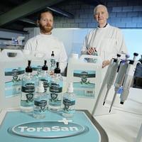 Co Antrim biosciences firm develops new hand sanitiser