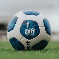 NIFL launches new ball as chosen by Irish League fans