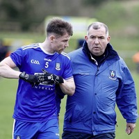 Monaghan start inter-county season with six-week budget but more funds can be found - Seamus McEnaney