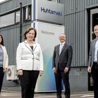 £2m boost to upskill staff at packaging firm Huhtamaki